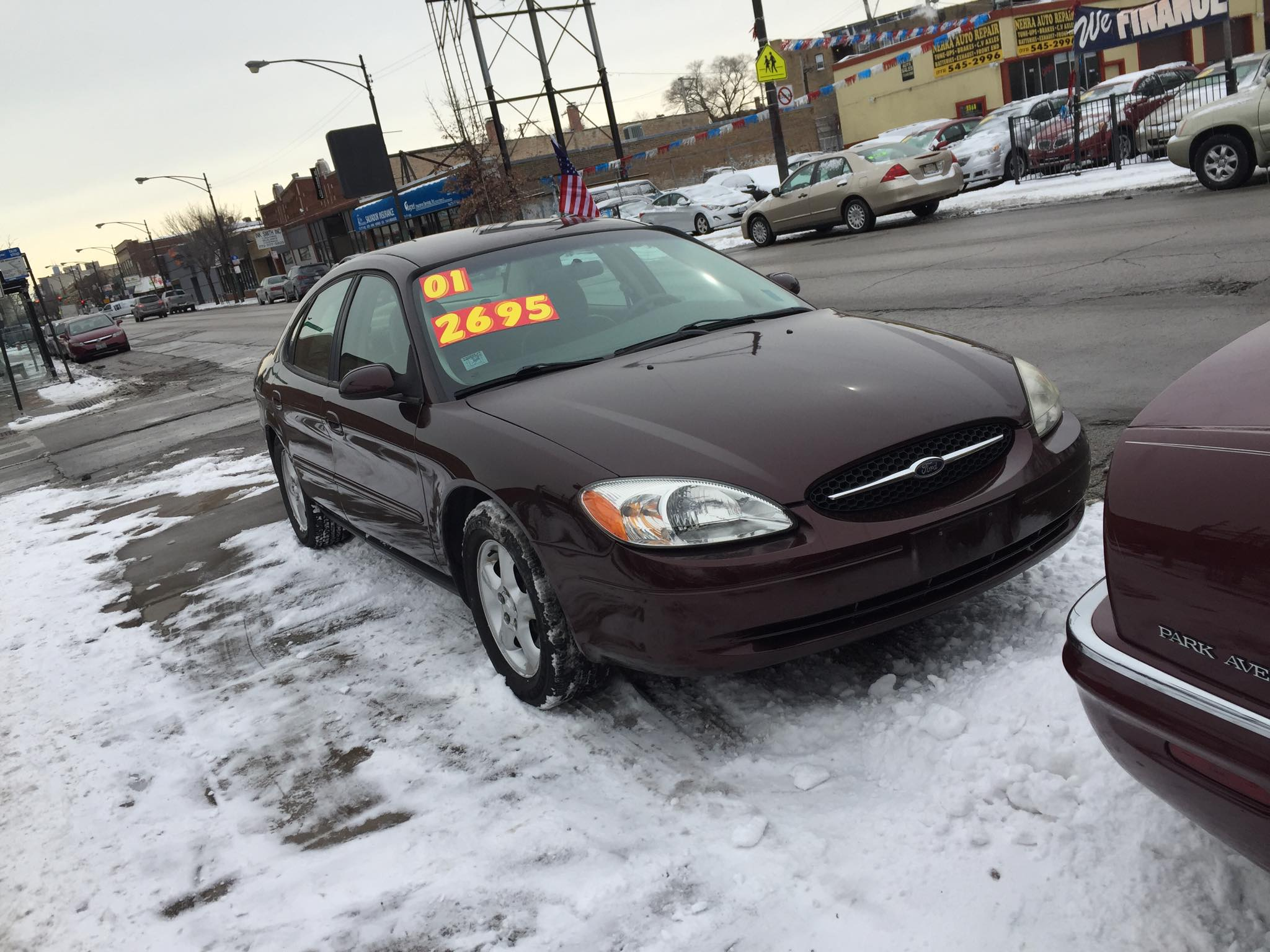 Sams Auto Sales Used Cars in Chicago 3377 N Milwaukee 773